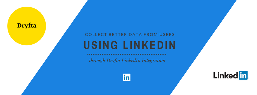 Dryfta-LinkedIn-integration