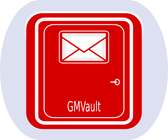GmVault Gmail Backup