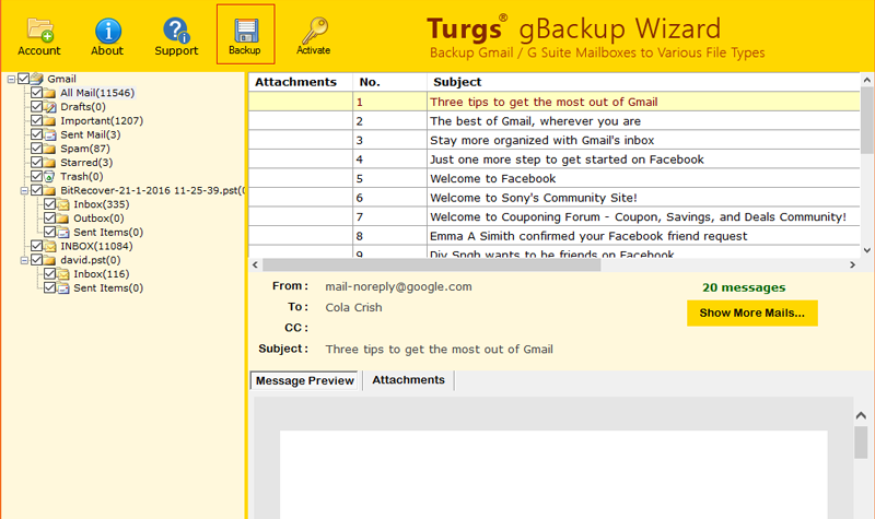 turgs-gmail-backup