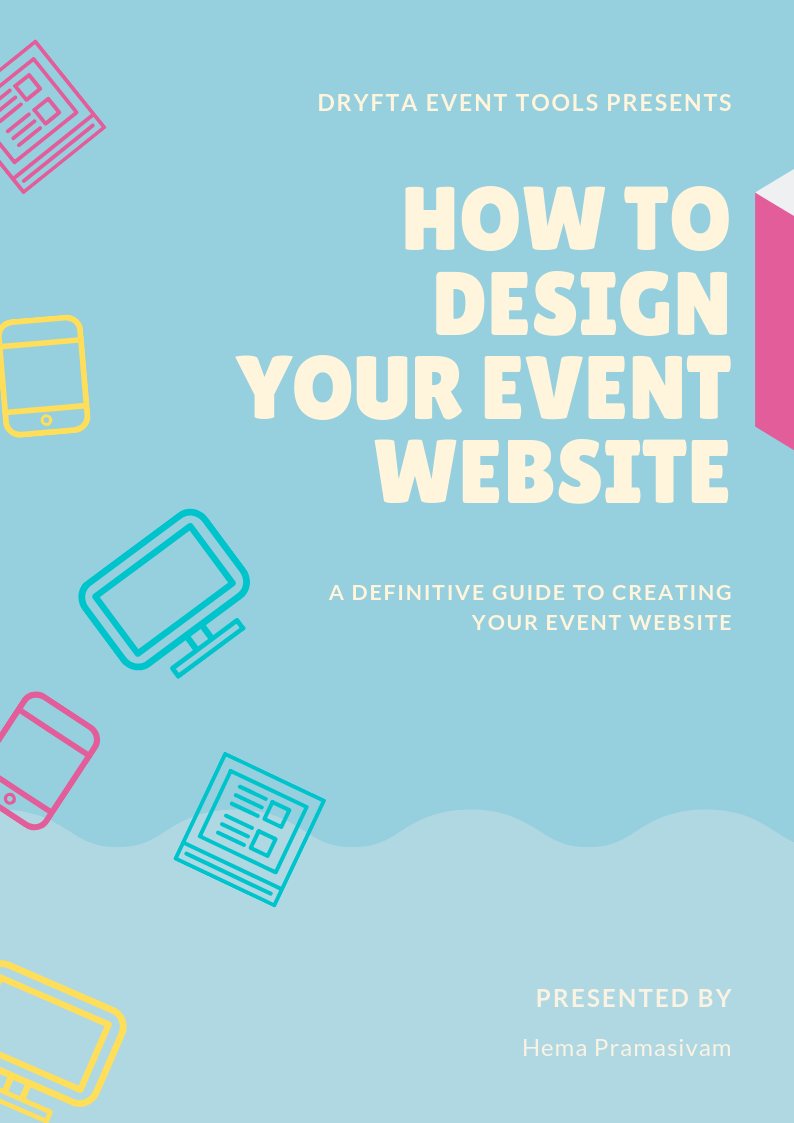 Guide to building an event website