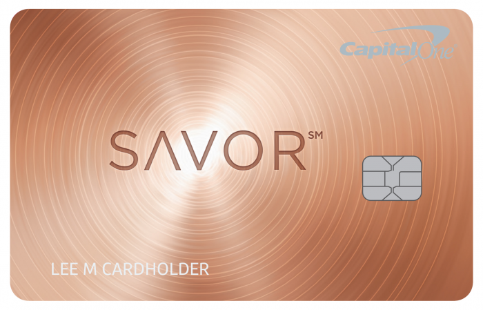 Capital One® Savor® Cash Rewards
