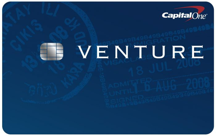 Capital One® Venture® Rewards